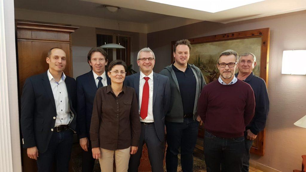 Vorstand Freie Wähler Eberbach